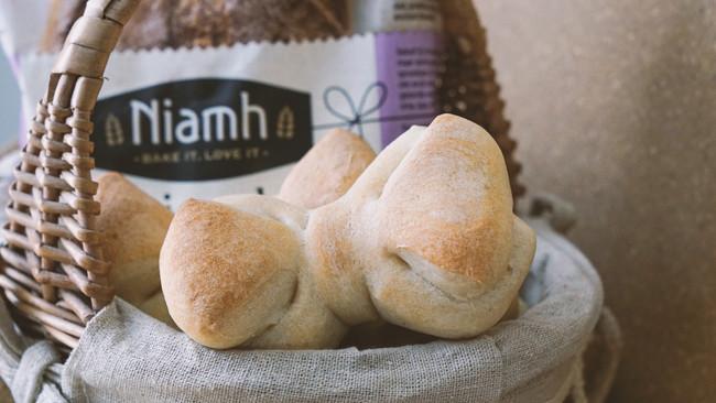 #Niamh一步搞定懒人面包#网红蝴蝶结面包的做法