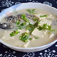 初秋养生汤——鲫鱼豆腐汤的做法图解8