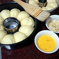超松软的杏仁片牛奶面包#松下烘焙魔法世界#的做法图解8