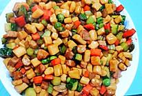 #快手又营养,我家的冬日必备菜品#《木易包子铺》老北京炒疙瘩的做法