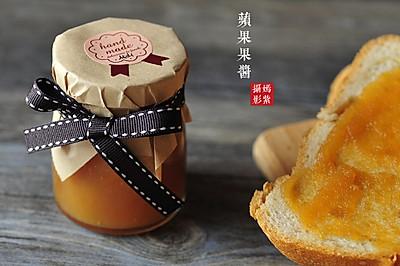 面包机版苹果果酱