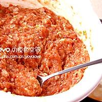 肉丸汤的做法图解3