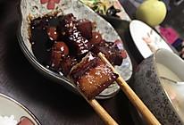 花雕红烧肉(无水版纯黄酒烧制)的做法