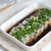 豉汁蒸带鱼#美的微波炉菜谱#