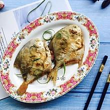 #快手又营养,我家的冬日必备菜品#椒盐鲳鱼