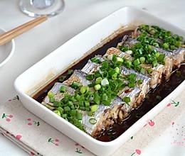 豉汁蒸带鱼#美的微波炉菜谱#的做法