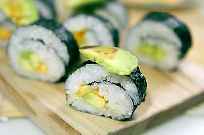 泰式寿司--芒果牛油果寿司