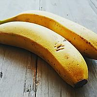 超香甜的焗香蕉~香蕉新吃法的做法图解1
