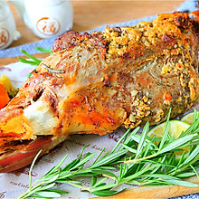 迷迭香烤羊腿—老板电器新品蒸烤一体机C906食谱