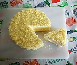 北海道双层乳酪蛋糕的做法