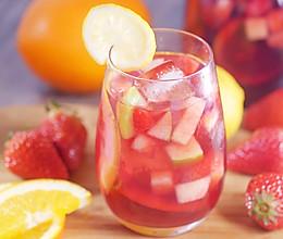 自制西班牙水果红酒,轻松在家晒美照秀腔调的做法
