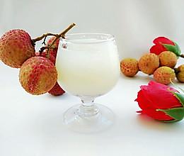 鲜榨荔枝汁#单挑夏天#的做法