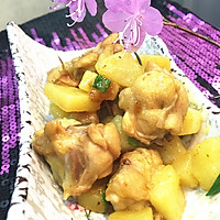 咖喱鸡块——东南亚风情吹起来的做法图解11