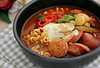 超正宗韩国最美味部队锅家常做法的做法