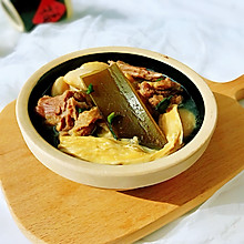 #今天吃什么#炖鸭肉,一锅暖心窝