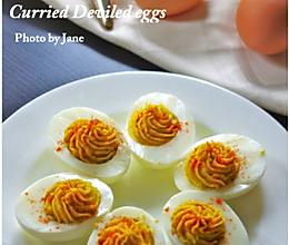 恶魔鸡蛋的做法