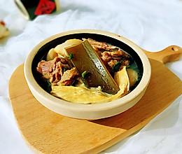 #今天吃什么#炖鸭肉,一锅暖心窝的做法