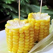 奶香玉米棒