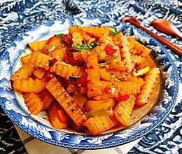 家常版的『狼牙土豆』的做法