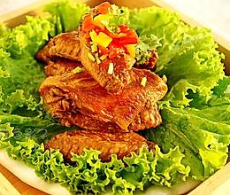 #钟于经典传统味#没有烤箱也吃鸡翅,小白分秒搞定的做法