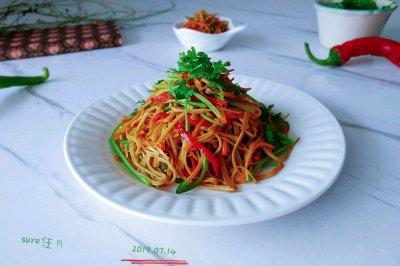 蚝生椒芫红豆菇