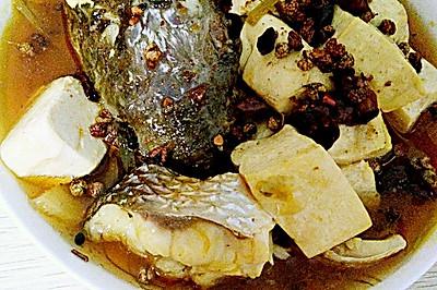 椒麻长江鲻鱼