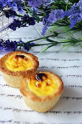 简约版葡式蛋挞的做法