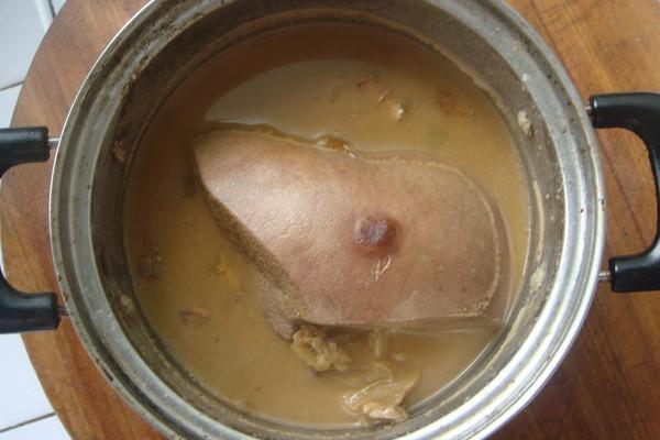 卤猪肝的做法
