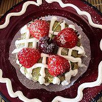 抹茶草莓的做法图解8