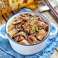 香菇莲藕炖排骨#金龙鱼外婆乡小榨菜籽油 最强家乡菜#的做法图解9