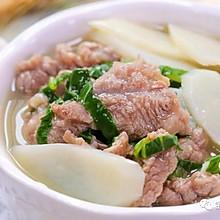 滑嫩牛肉汤 宝宝辅食食谱