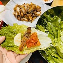 韩式烤肉(快手空气炸锅)