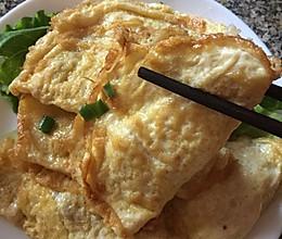 蛋包角肉的做法