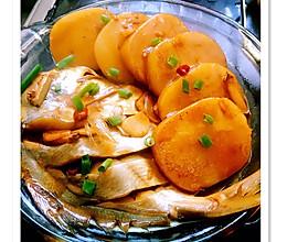 家烧鲳鱼年糕的做法