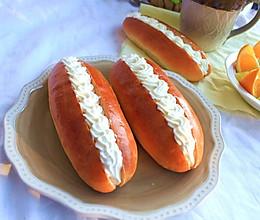超柔软的奶油面包的做法