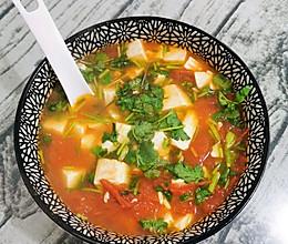 清淡爽口的豆腐汤的做法
