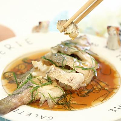 家常清蒸鱸魚 寶寶輔食微課堂