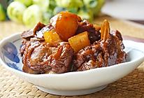 土豆烧排骨#宴客拿手菜#的做法