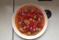 泡椒肉丸(贡丸)的做法