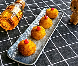 #白色情人节限定美味#外酥里嫩爆浆汤圆的做法
