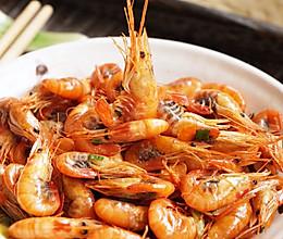 老妈的拿手小菜,销魂河虾圆舞曲:油爆河虾的做法