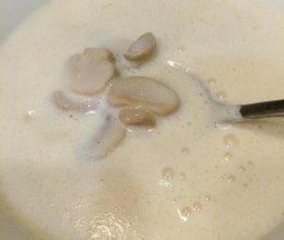 奶油磨菇汤的做法