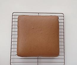 不开裂零失败可可抖臀古早蛋糕的做法