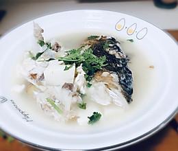 鱼头豆腐汤的做法