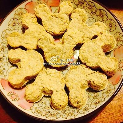 燕麦饼干(低糖少油版)