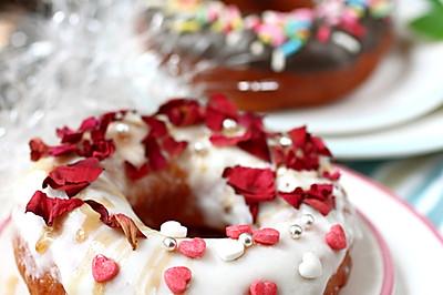简单几步做惊艳甜甜圈