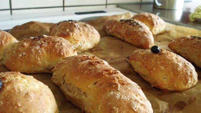 fantastic bread的做法