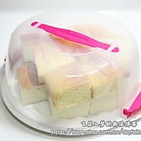 简单平凡的全蛋海绵蛋糕的做法图解8