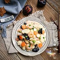 马蹄炒虾仁——时令快手养生菜的做法图解18