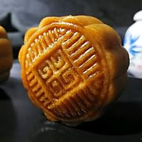 """广式莲蓉&豆沙蛋黄月饼#享""""美""""味#的做法图解25"""